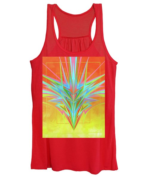 Electric Personality  Women's Tank Top