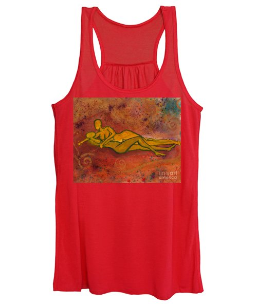 Enthralled Divine Love Series No. 1004 Women's Tank Top