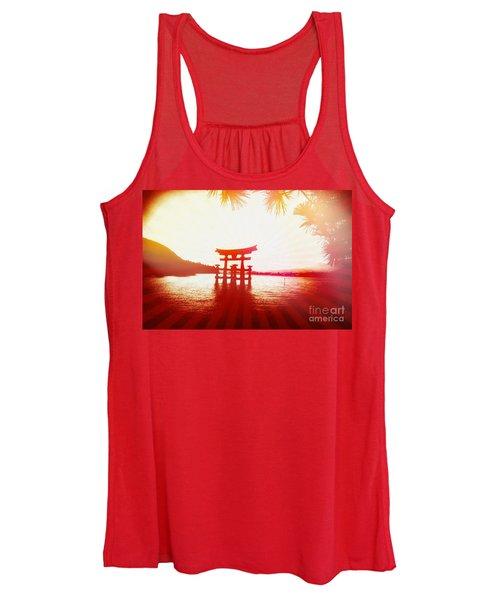 Eternal Japan Women's Tank Top