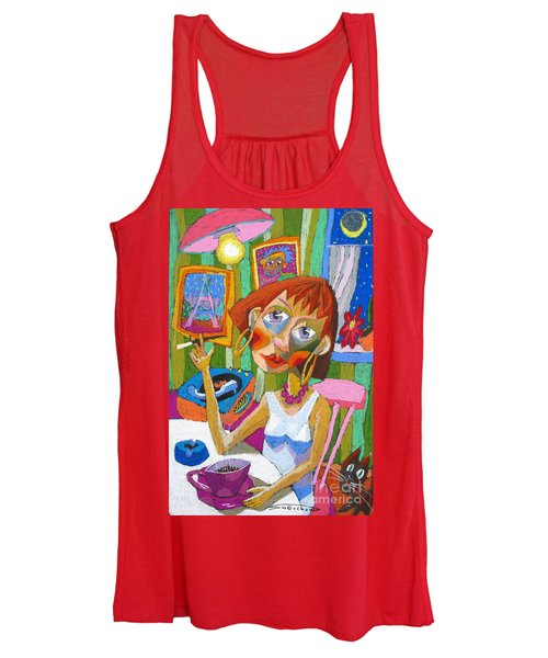 Evening Dream Women's Tank Top