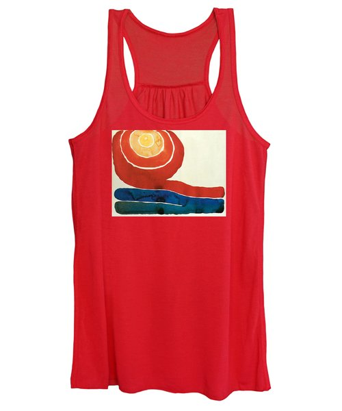 Evening Star IIi Women's Tank Top