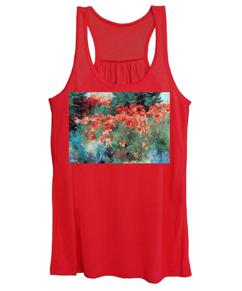 Excitment Women's Tank Top