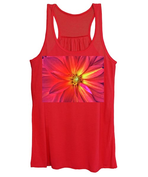Eye Of The Storm Women's Tank Top