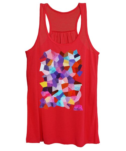 Fairy Tale Abstract Women's Tank Top