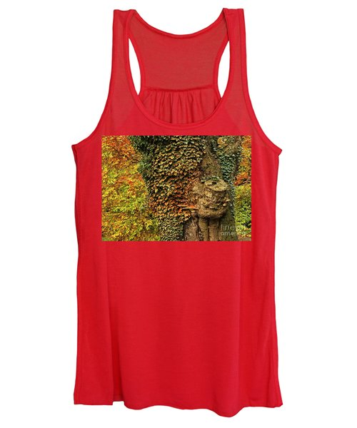 Fall Colors In Nature Women's Tank Top