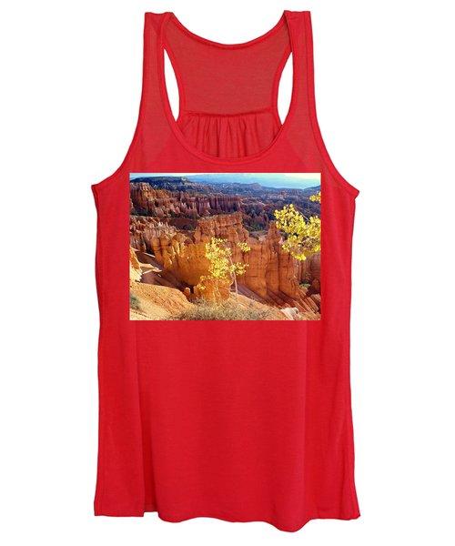 Fall In Bryce Canyon Women's Tank Top