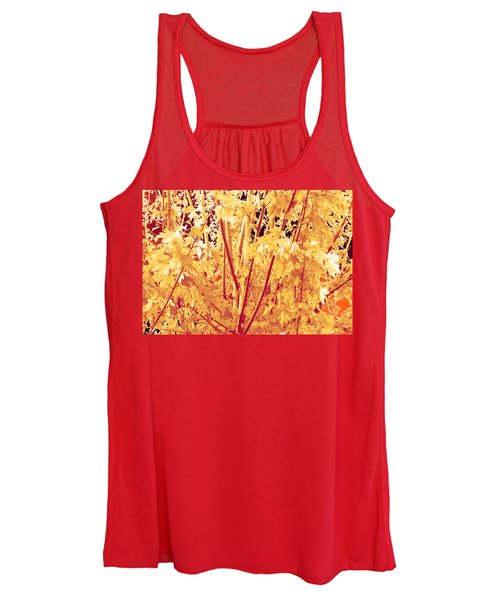Fall Leaves #1 Women's Tank Top