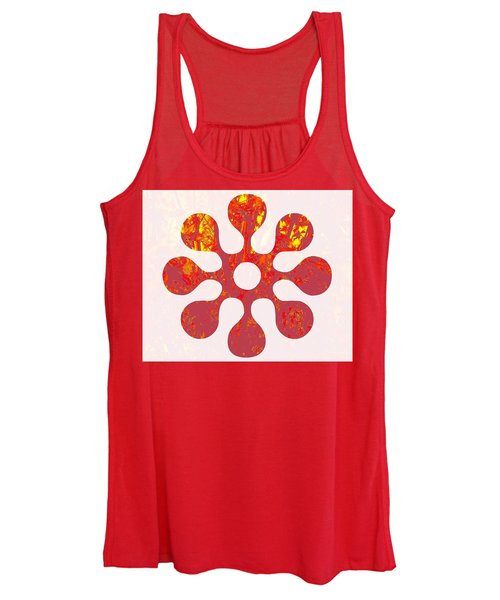 Fall Leaves #11 Women's Tank Top