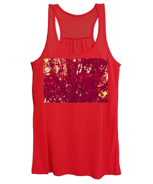 Fall Leaves #2 Women's Tank Top