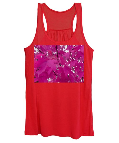 Fall Leaves #5 Women's Tank Top
