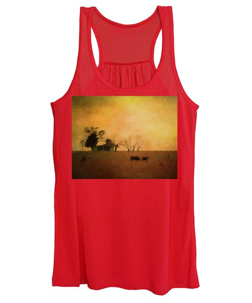 Farm Life Women's Tank Top