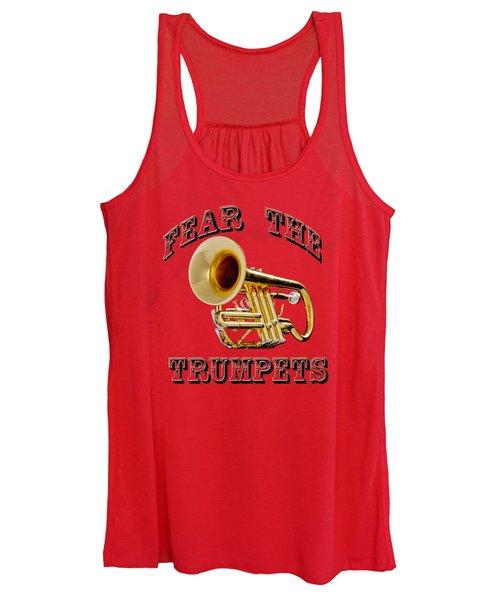Fear The Trumpets. Women's Tank Top