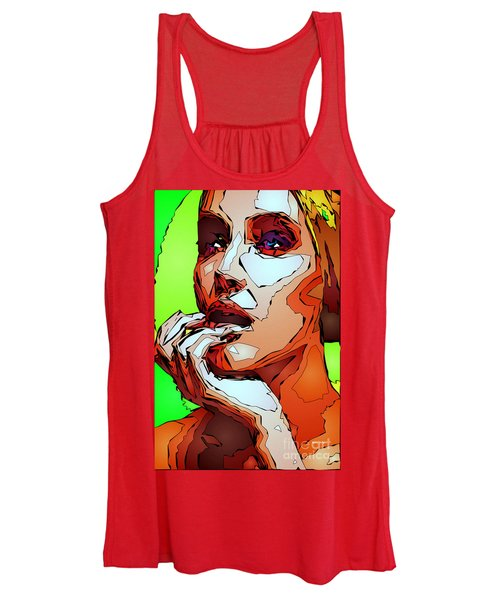 Female Expressions Women's Tank Top