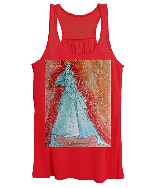 First Snow  Women's Tank Top