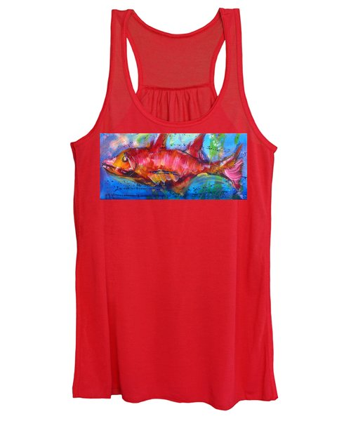 Fish 4 Women's Tank Top
