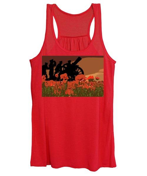 Flanders Fields 1 Women's Tank Top