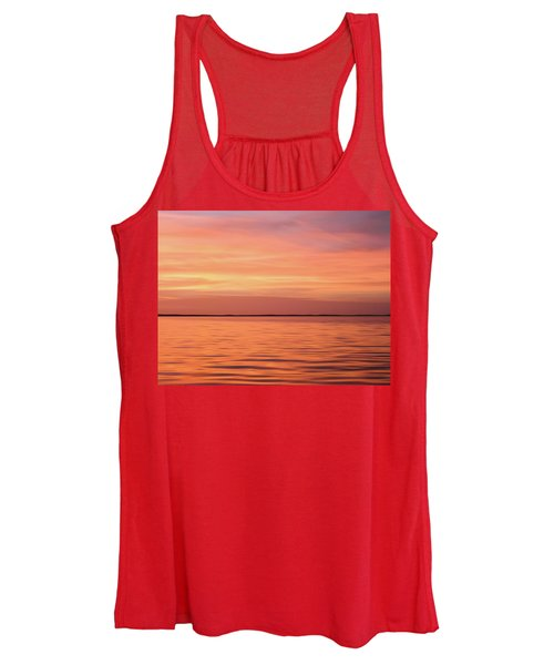 Florida Keys Sunset Impressions Women's Tank Top