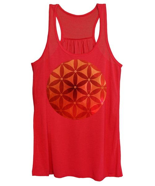 Flower Of Life  Women's Tank Top