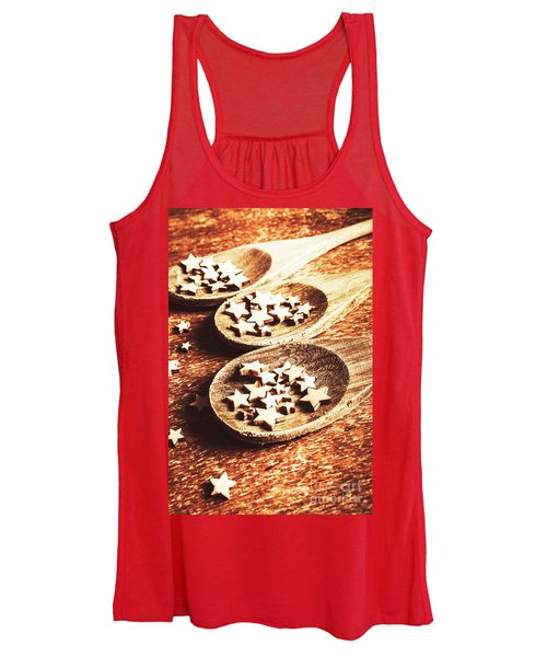 Food Critic Review Women's Tank Top