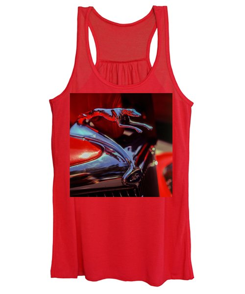 Ford Greyhound Women's Tank Top