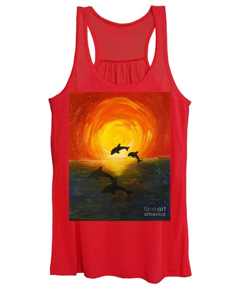 Forever Friends Women's Tank Top
