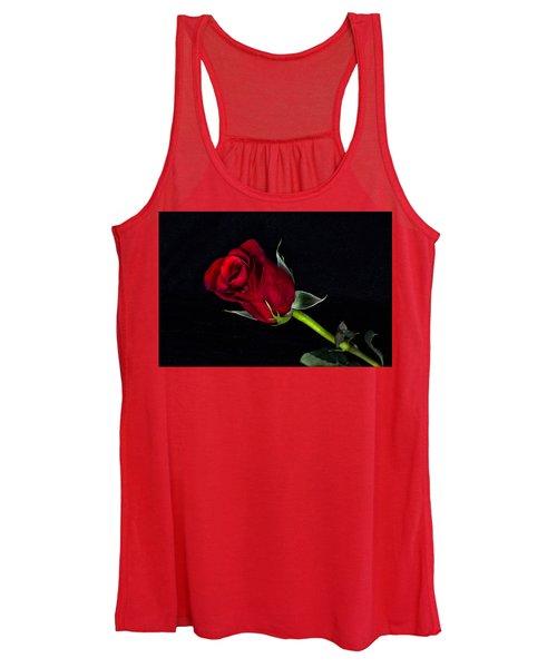 Forever Lasting Rose  Women's Tank Top