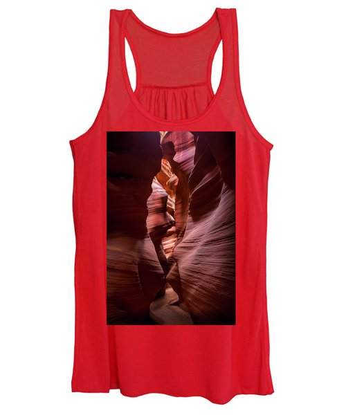 Further In The Canyon Women's Tank Top