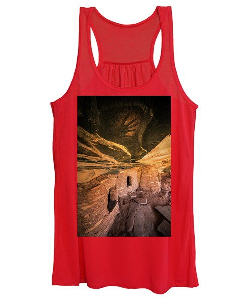 Ghost Hand Women's Tank Top
