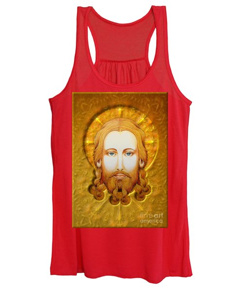 Gold Plate Icon Women's Tank Top