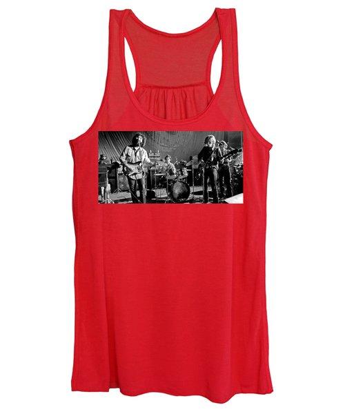 Grateful Dead In Concert - San Francisco 1969 Women's Tank Top
