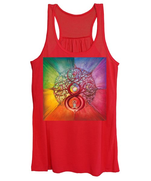 Heart Of Infinity Women's Tank Top