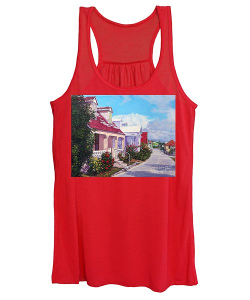 Heart Of The Current Women's Tank Top