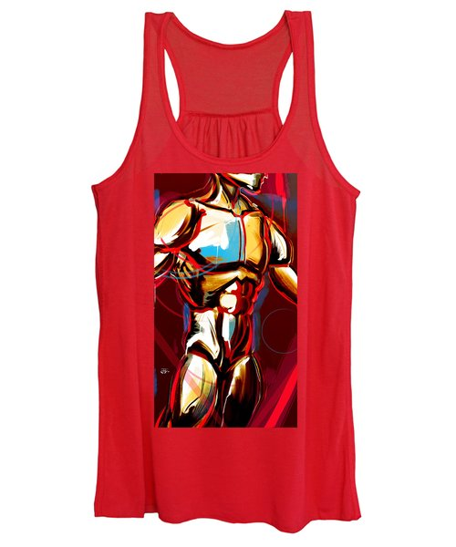 Hidden Strength  Women's Tank Top