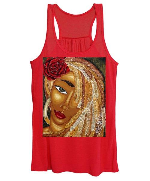 Honey Love Women's Tank Top