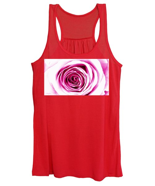 Hypnotic Pink Women's Tank Top