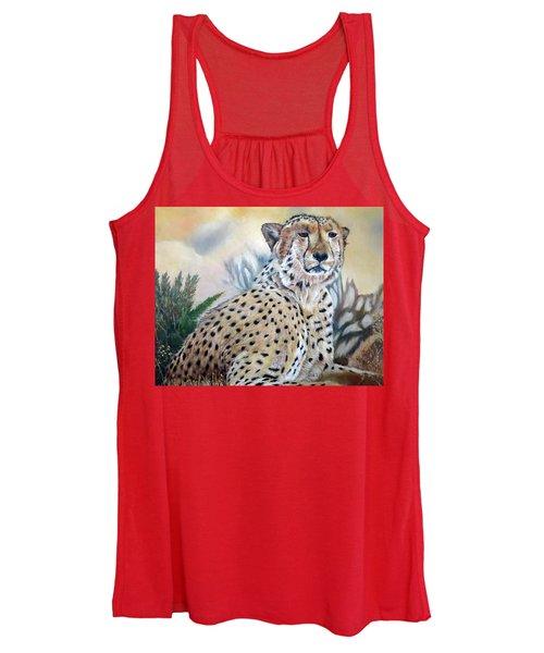 I Am Cheetah 2 Women's Tank Top