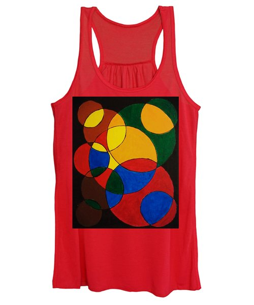 Imperfect Circles Women's Tank Top