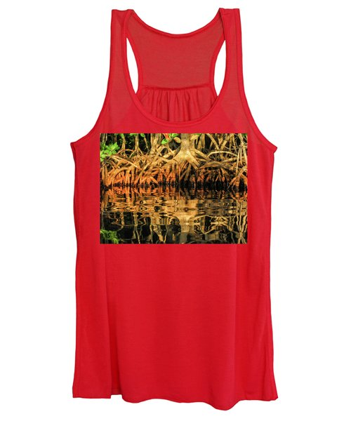Intertwined Women's Tank Top