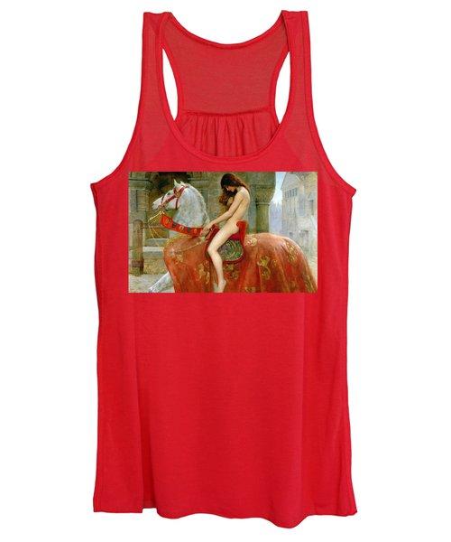 Lady Godiva Women's Tank Top