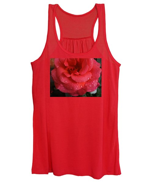 June  Rose  Women's Tank Top