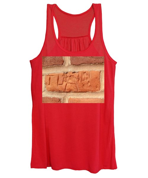 Just Another Brick In The Wall Women's Tank Top