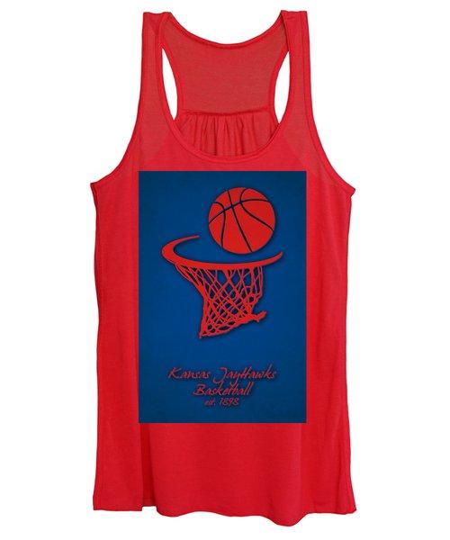 Kansas Jayhawks Basketball Women's Tank Top