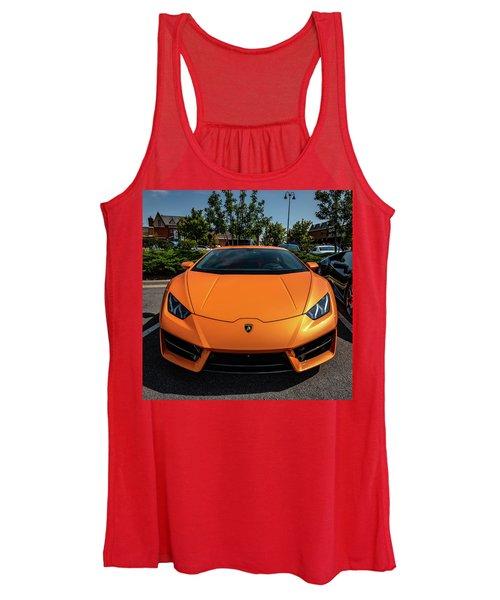 Lamborghini Huracan Women's Tank Top