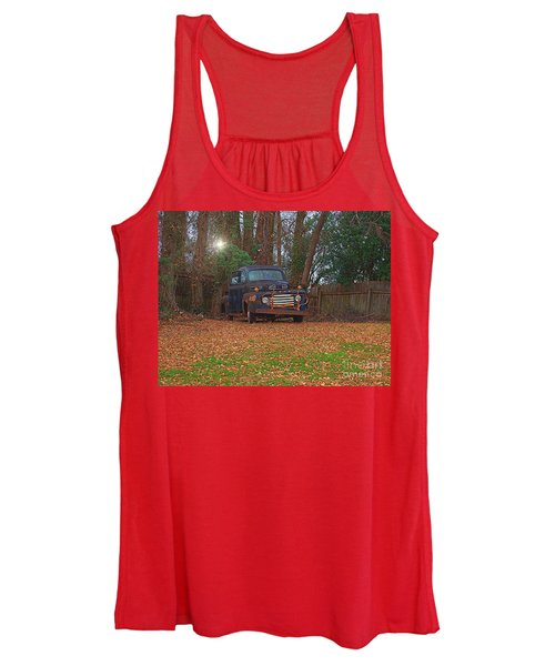 Sunlight Shines On Old Classic Women's Tank Top