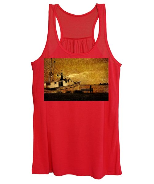 Living In The Past Women's Tank Top