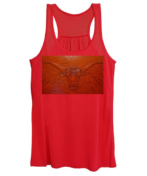 Longhorn Women's Tank Top