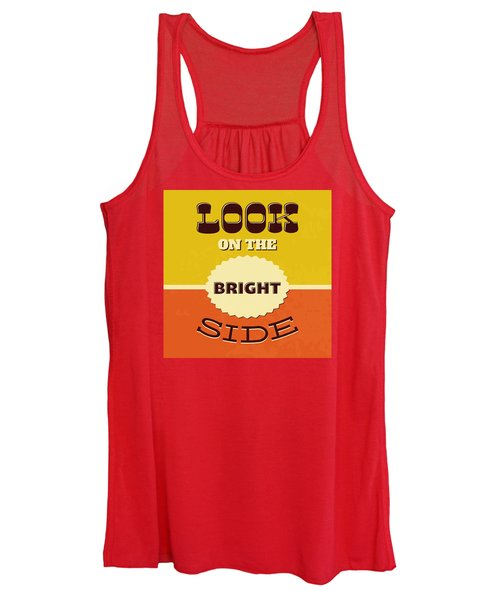 Look On The Bright Side Women's Tank Top