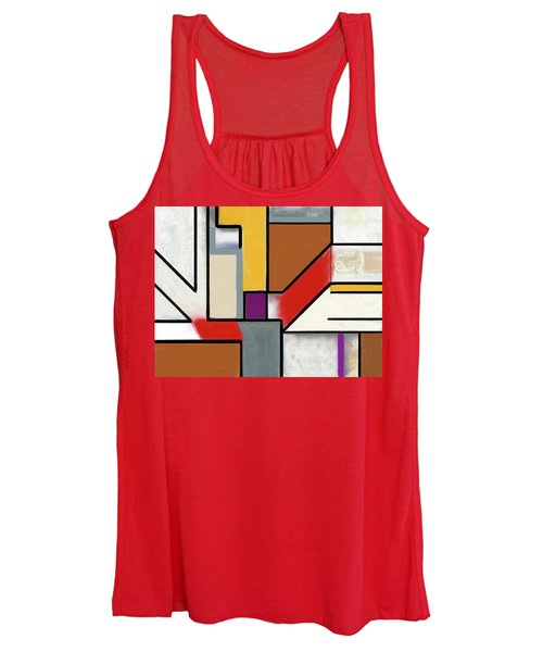 Loss Of Innocence Women's Tank Top