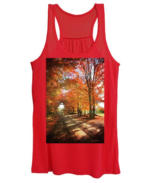 Lupton Road Women's Tank Top