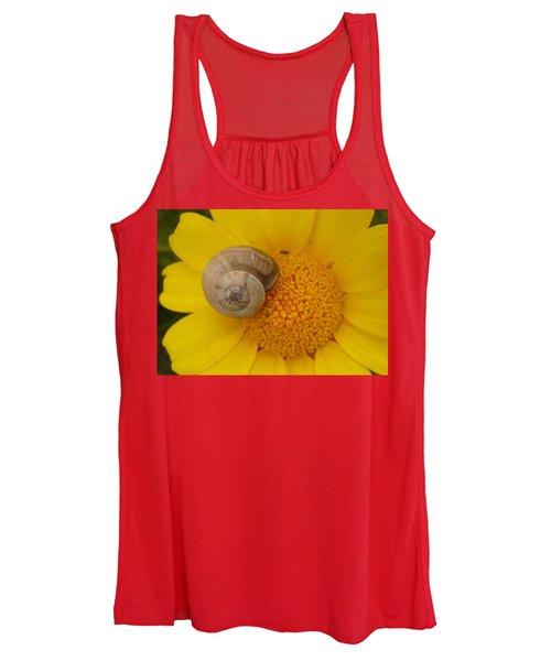 Malta Flower Women's Tank Top